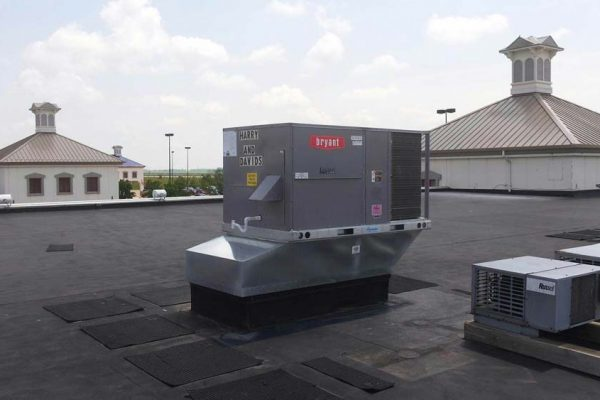 Bryant 5 Ton Rooftop Packaged HVAC Unit