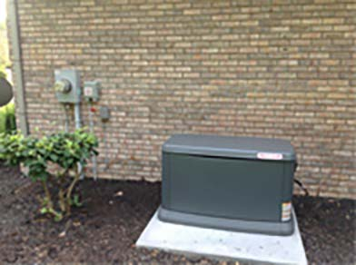 20 KW Stand by Generator