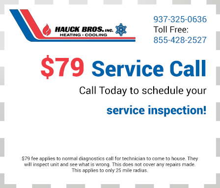 Hauck Bros Heating and Cooling 97 years of service