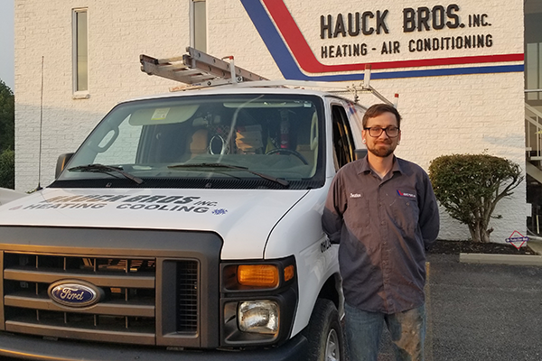 Jon, Hauck Bros., Inc.