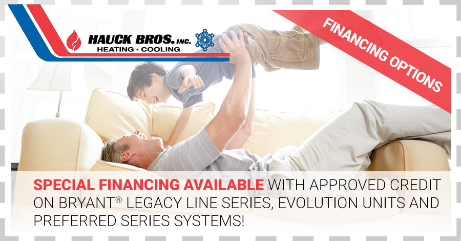 Hauck Brothers Financing