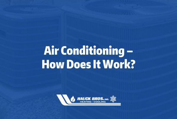 Air Conditioning - How Does it Work?