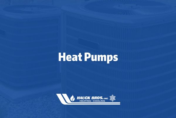 Heat Pumps at Hauck Brothers