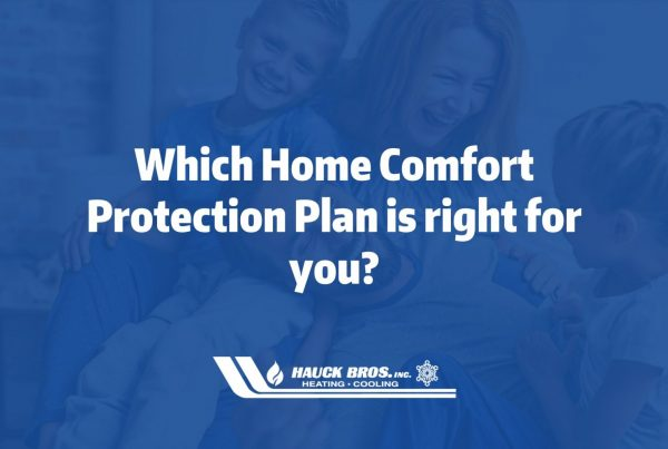 home comfort protection plans