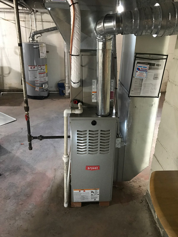 Gas Furnace New