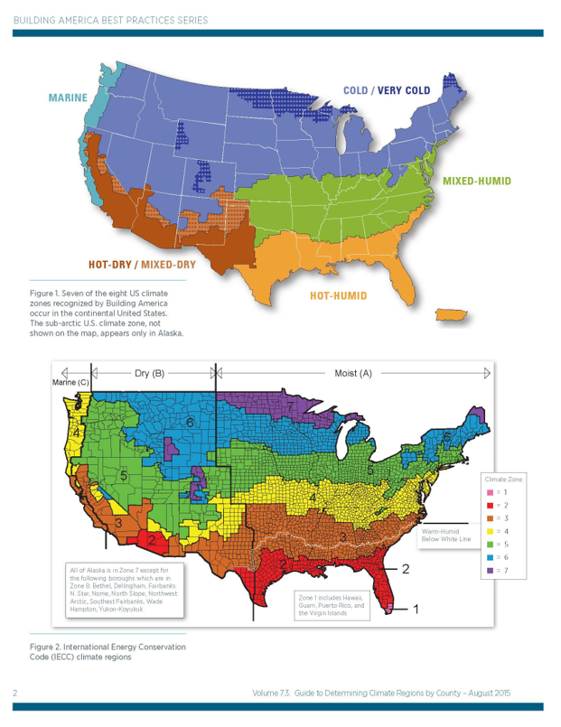 energy.gov climate regions