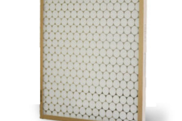 Glasfloss filter
