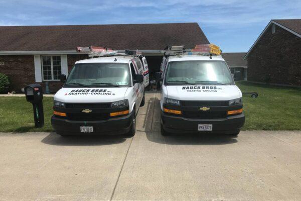 Hauck Bros. Vans